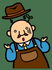 Mr. Potato sticker #420021