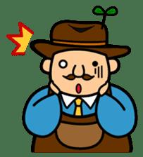 Mr. Potato sticker #420022