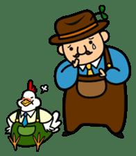 Mr. Potato sticker #420024