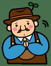 Mr. Potato sticker #420026