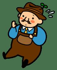 Mr. Potato sticker #420027
