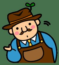 Mr. Potato sticker #420028