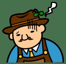 Mr. Potato sticker #420029