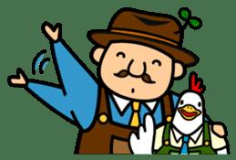 Mr. Potato sticker #420044