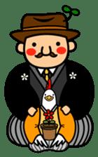 Mr. Potato sticker #420048