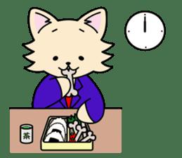 Businessman of Chihuahua! sticker #420393