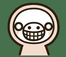 namakemono sticker #420776