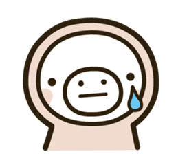 namakemono sticker #420778