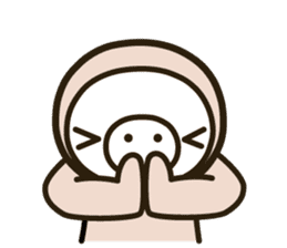 namakemono sticker #420780