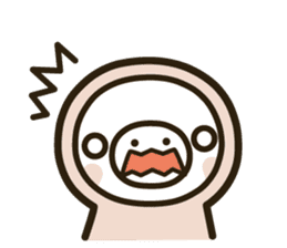 namakemono sticker #420785