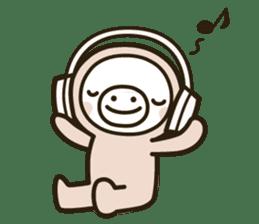 namakemono sticker #420794