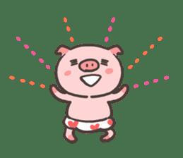 Uniko & Boo sticker #421729