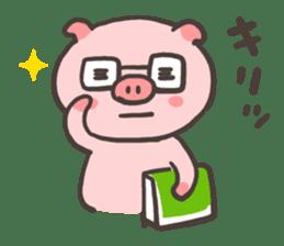 Uniko & Boo sticker #421731