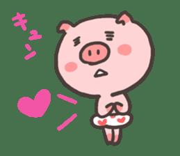 Uniko & Boo sticker #421733