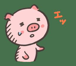 Uniko & Boo sticker #421737