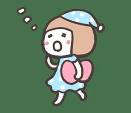Uniko & Boo sticker #421740
