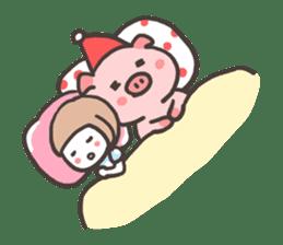 Uniko & Boo sticker #421741