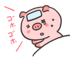 Uniko & Boo sticker #421746