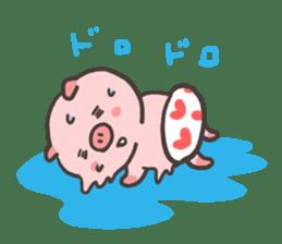 Uniko & Boo sticker #421747