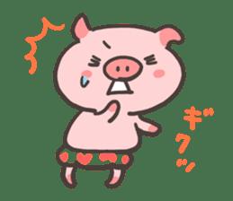 Uniko & Boo sticker #421752