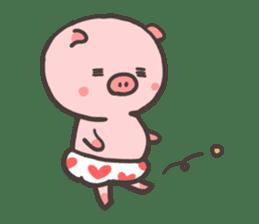 Uniko & Boo sticker #421756
