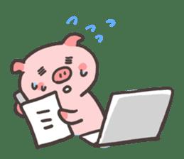 Uniko & Boo sticker #421760