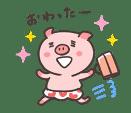 Uniko & Boo sticker #421761