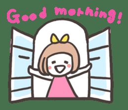 Uniko & Boo sticker #421766