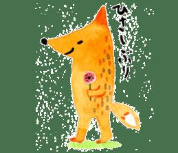 Taro & his friends sticker #421771