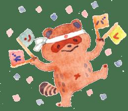 Taro & his friends sticker #421799