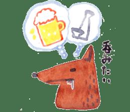 Taro & his friends sticker #421808