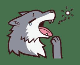 furry sticker #421888