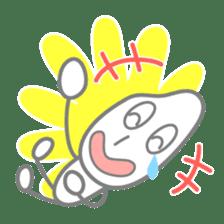 The rice boy sticker #422183