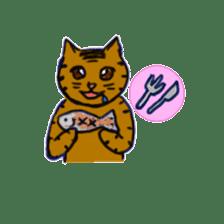 Is made Nyantoka sticker #422778