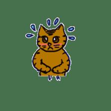 Is made Nyantoka sticker #422779