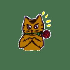 Is made Nyantoka sticker #422795