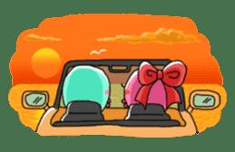 Nyorokichi and convertible sticker #422821