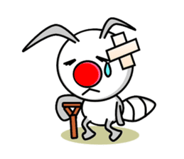 Termite Red Nose sticker #423394