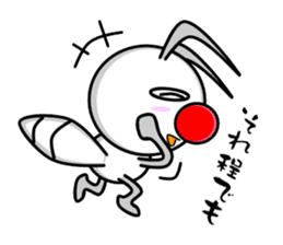 Termite Red Nose sticker #423404