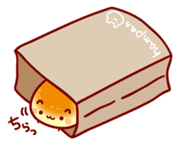 Kurohamu Bakery sticker #423507