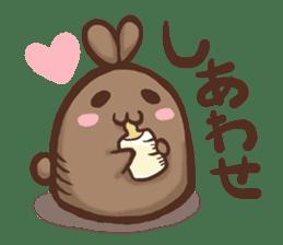 Mugi's daily stamp sticker #423899