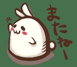 Mugi's daily stamp sticker #423903