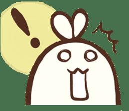Mugi's daily stamp sticker #423907