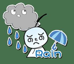 Weather Doll sticker #424133