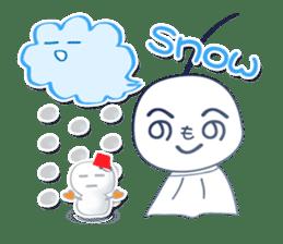Weather Doll sticker #424135