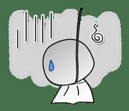 Weather Doll sticker #424143