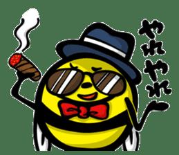 HACHI HACHI HACCHI-S Ver.Hello! sticker #424557
