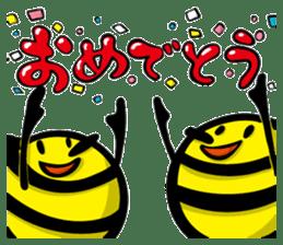HACHI HACHI HACCHI-S Ver.Hello! sticker #424567