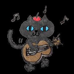 Chocolee of the kitten