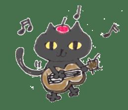 Chocolee of the kitten sticker #424690